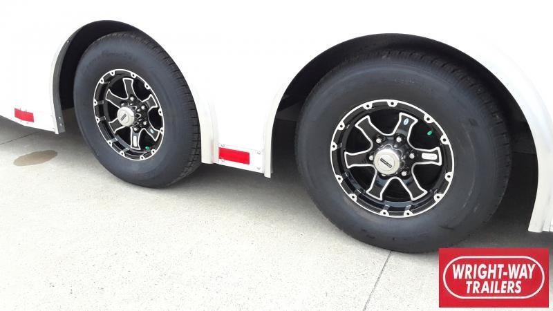 2022 Bravo Trailers 8.5X24 STAR PERFORMANCE Car / Racing Trailer