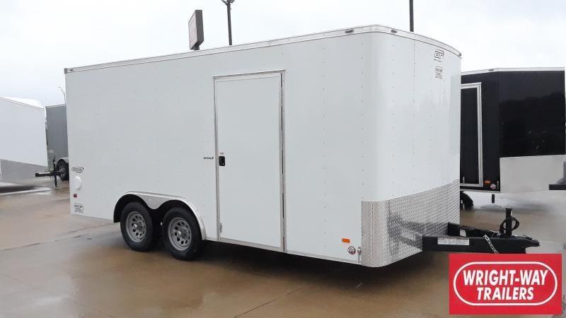 2021 Bravo Trailers 8.5X16 ENCLOSED SCOUT Enclosed Cargo Trailer