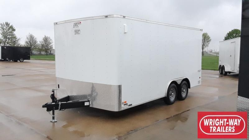 2021 Bravo Trailers 8.5X16 ENCLOSED SCOUT Enclosed Cargo Trailer