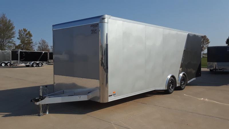 2021 Bravo Trailers SILVER STAR ALUMINUM AUTO TRAILER Car / Racing Trailer