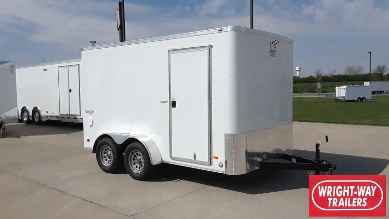 2021 Bravo Trailers 7X12 ENCLOSED CARGO Enclosed Cargo Trailer