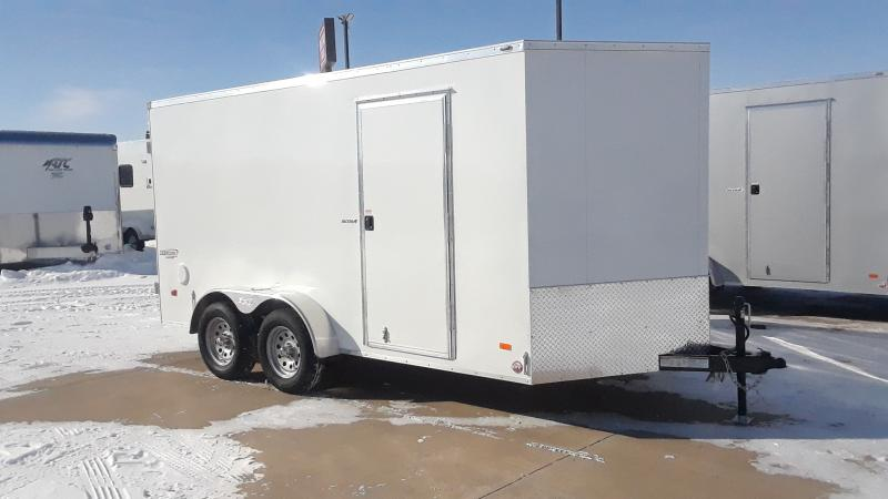 2021 Bravo Trailers 7X14 ENCLOSED CARGO Enclosed Cargo Trailer