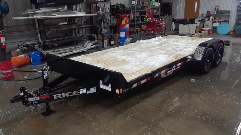 2021 Rice 20' CAR HAULER 18+2 Car / Racing Trailer
