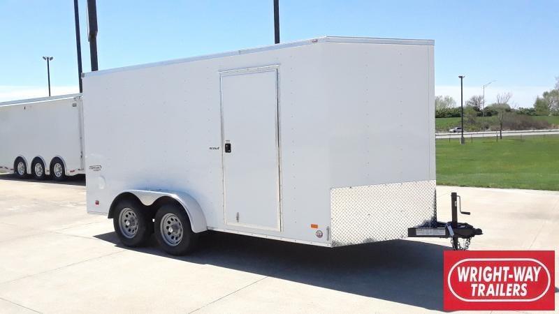 2021 Bravo Trailers 7X14 CARGO ENCLOSED Enclosed Cargo Trailer