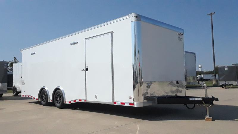 2021 Bravo Trailers 8.5x24 STAR PERFORMANCE Car / Racing Trailer