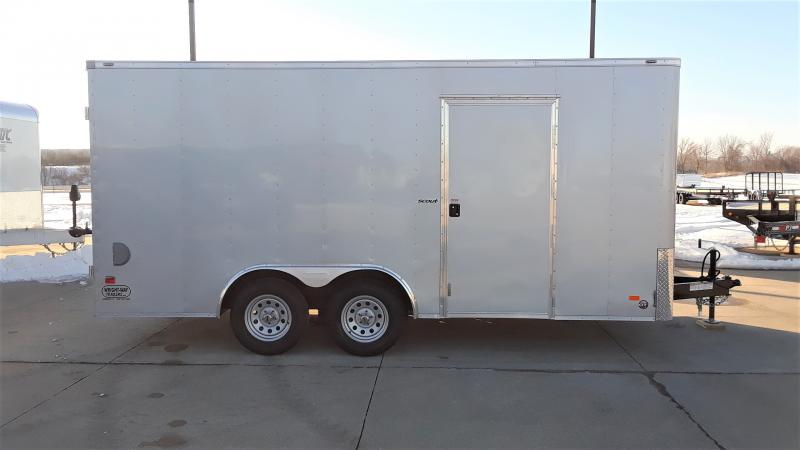2021 Bravo Trailers 8.5x16 ENCLOSED Enclosed Cargo Trailer