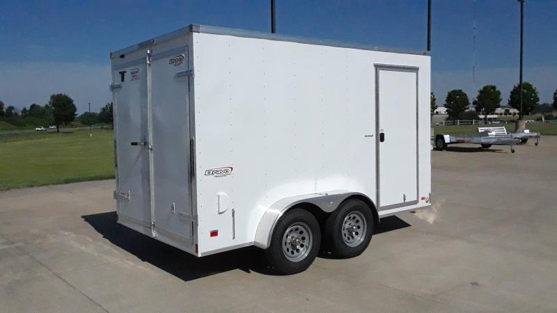 2022 Bravo Trailers 7x12 SCOUT CARGO Enclosed Cargo Trailer