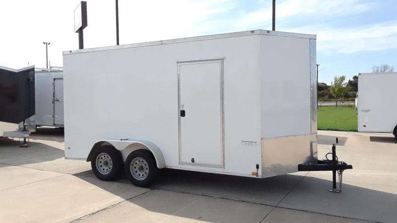 2020 Other 7'X14' V-NOSE Enclosed Cargo Trailer