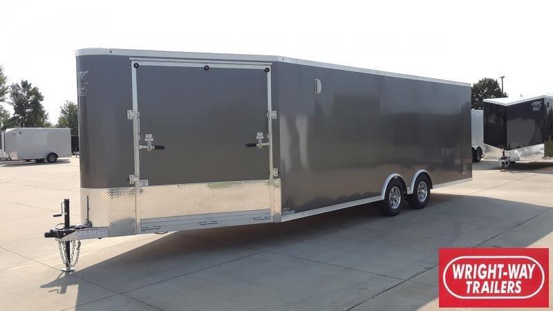 2021 ATC 8.5X22+6' V ALUMINUM ALLSPORT Enclosed Cargo Trailer