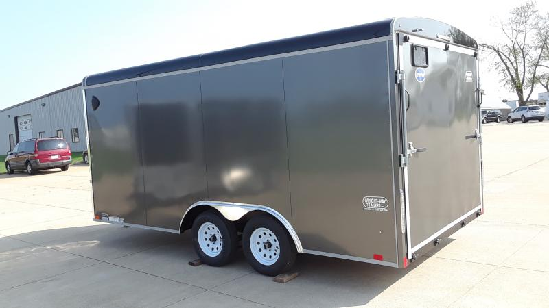 2021 United Trailers 8.5x16 ENCLOSED Enclosed Cargo Trailer