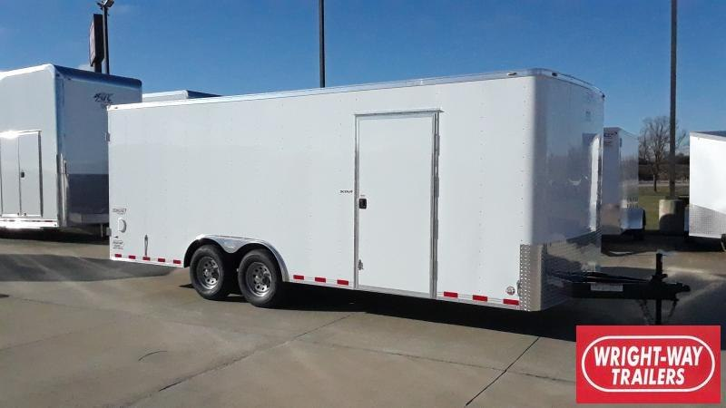 2021 Bravo Trailers 8.5X20 ENCLOSED Enclosed Cargo Trailer