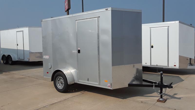 2022 Bravo Trailers 6X10 CARGO Enclosed Cargo Trailer
