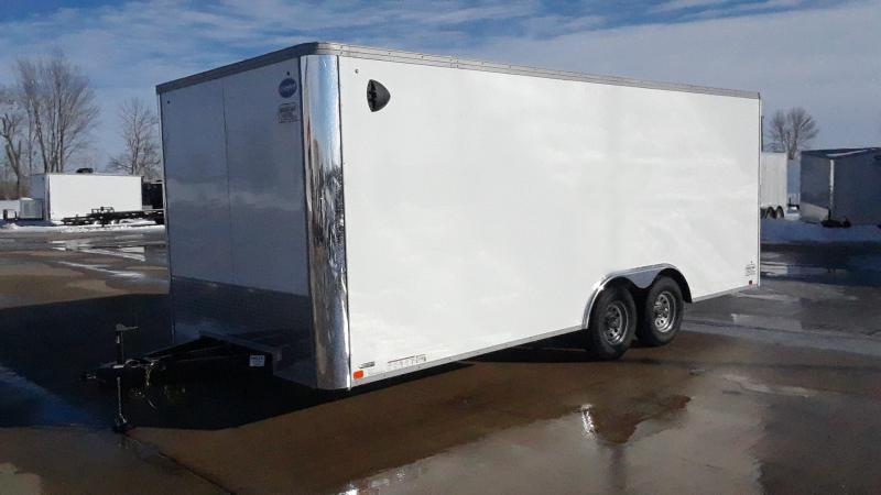 2021 United Trailers 8.5X20 CAR HAULER Car / Racing Trailer