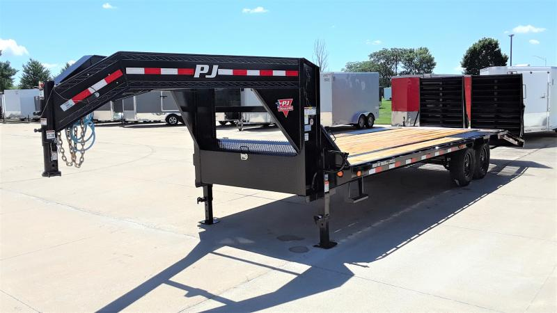 2021 PJ Trailers LOW PRO FLATDECK Flatbed Trailer