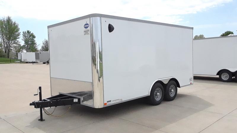 2022 United Trailers 8.5X16 ENCLOSED CARGO Enclosed Cargo Trailer
