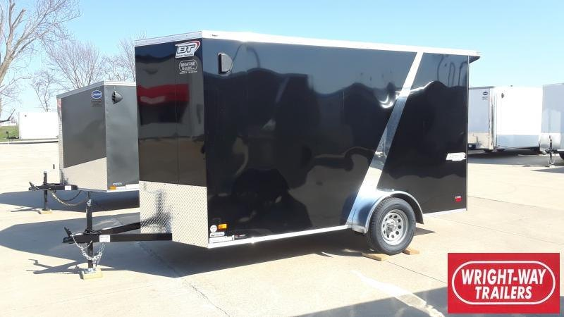 2021 Bravo Trailers 6X12 V NOSE SCOUT CARGO Enclosed Cargo Trailer