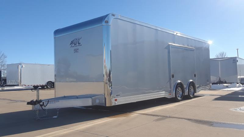 2021 ATC 8.5x24 ENCLOSED CAR HAULER Car / Racing Trailer