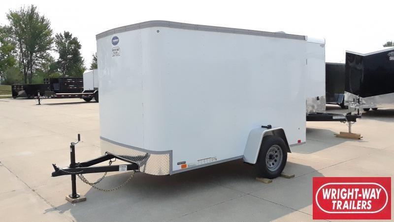 2022 United Trailers 6X10 CARGO Enclosed Cargo Trailer