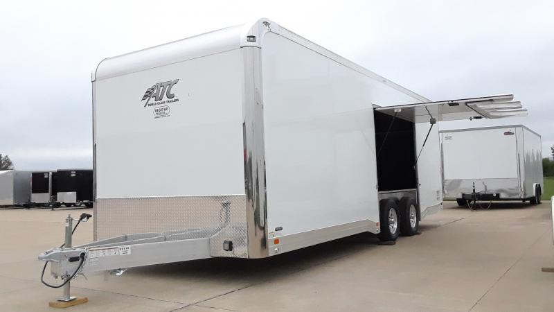 2021 ATC 8.5X24 ENCLOSED CAR HAULER Car / Racing Trailer