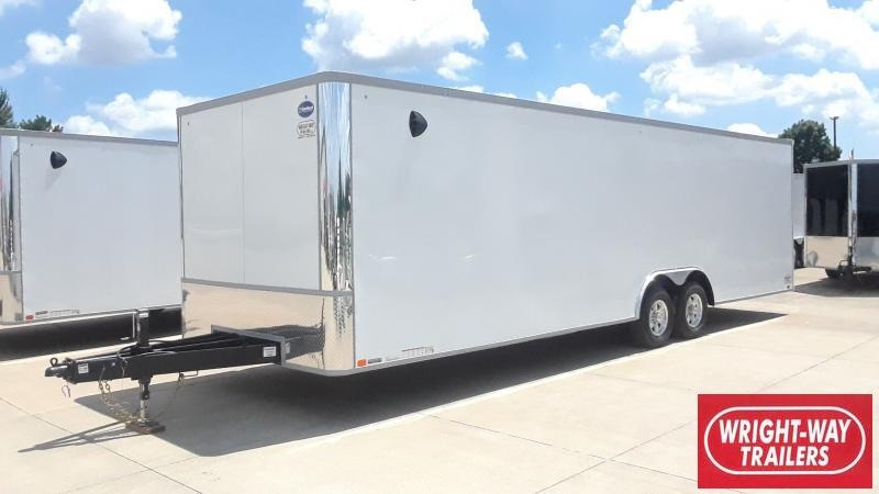 2021 United Trailers 8.5 x 28' CAR TRAILER Car / Racing Trailer