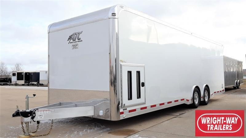 2020 ATC QUEST 28' CAR HAULER Car / Racing Trailer