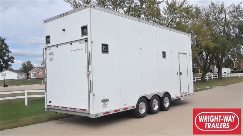 2007 Other 24' ATC STACKER Car / Racing Trailer