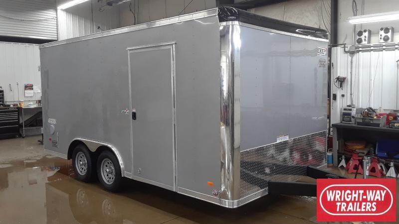 2020 Bravo Trailers 8.5 x16 ENCLOSED CARGO Enclosed Cargo Trailer