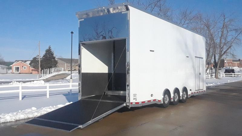 2021 ATC ATC STACKER 30' Car / Racing Trailer