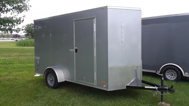 2020 Other 6X12 ENCLOSED Other Trailer