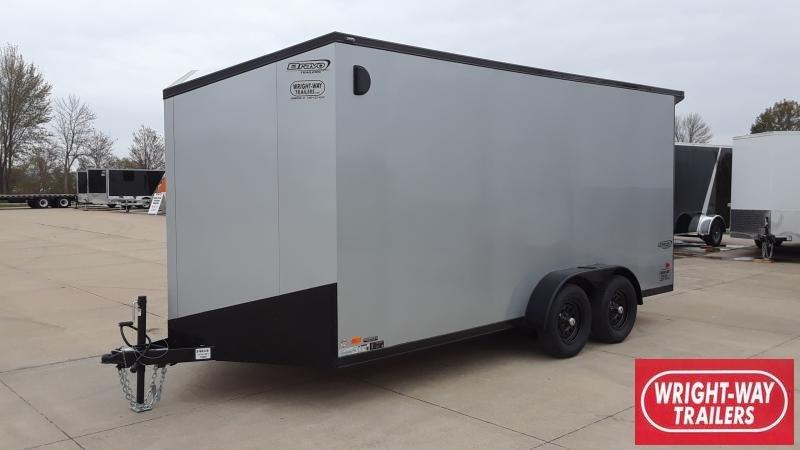 2021 Bravo Trailers 7x16 ENCLOSED CARGO Enclosed Cargo Trailer