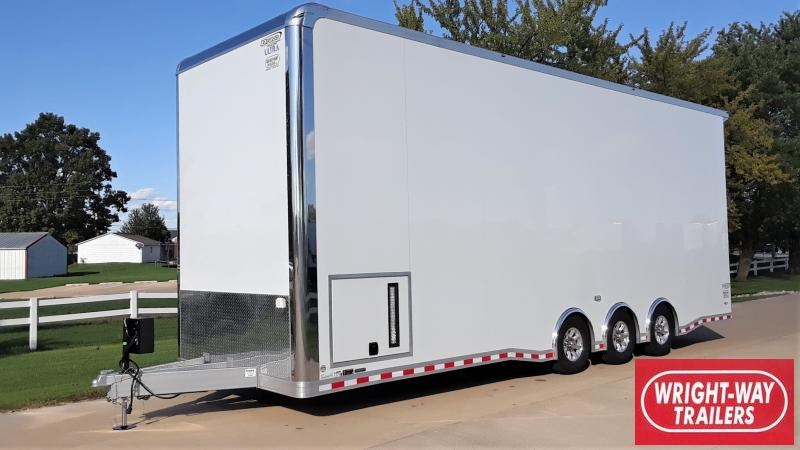 2020 Bravo Trailers 30' ICON TAG STACKER Car / Racing Trailer