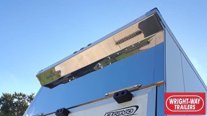 2020 Bravo Trailers 30' ICON TAG STACKER Car / Racing Trailer