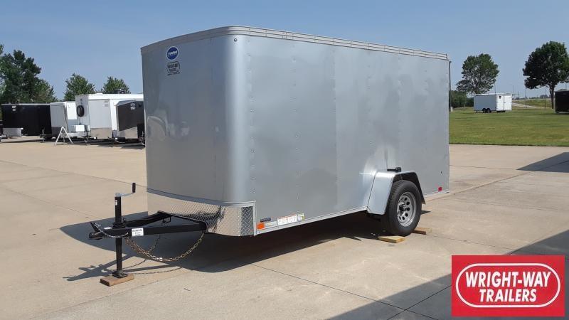 2022 United Trailers 6X12 CARGO Enclosed Cargo Trailer