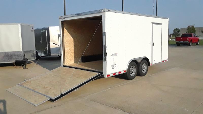 2021 Bravo Trailers 8.5X16 STAR Enclosed Cargo Trailer