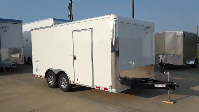 2021 Bravo Trailers 8.5X16 STAR Enclosed Cargo Trailer