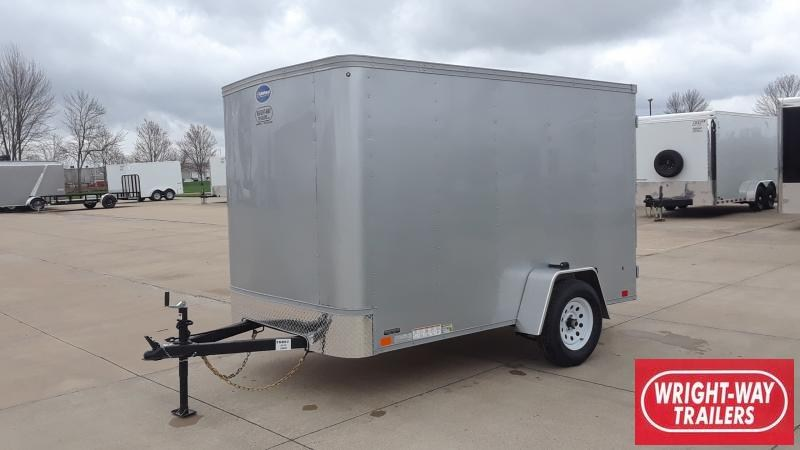 2021 United Trailers 6X10 ENCLOSED CARGO Enclosed Cargo Trailer
