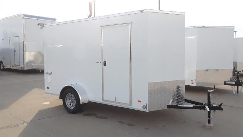 2021 Bravo Trailers 6X12 CARGO Enclosed Cargo Trailer