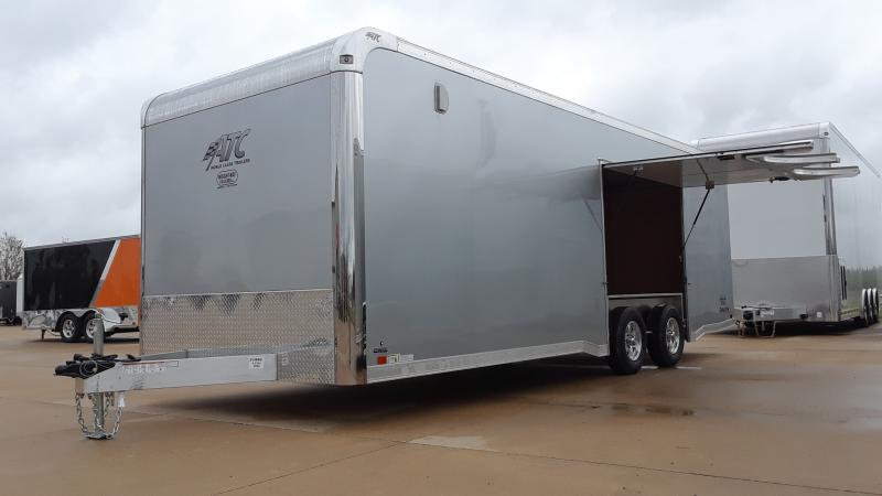 2021 ATC 24' RAVEN ALUMINUM CAR Car / Racing Trailer