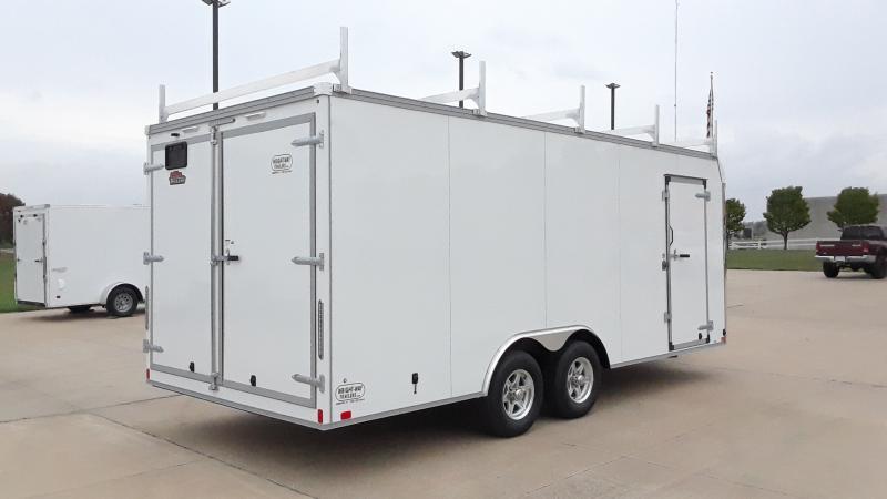 2022 United Trailers 8.5'X20' CONTRACTOR'S PKG Enclosed Cargo Trailer