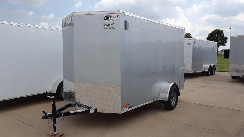 2022 Bravo Trailers 6X12 CARGO Enclosed Cargo Trailer