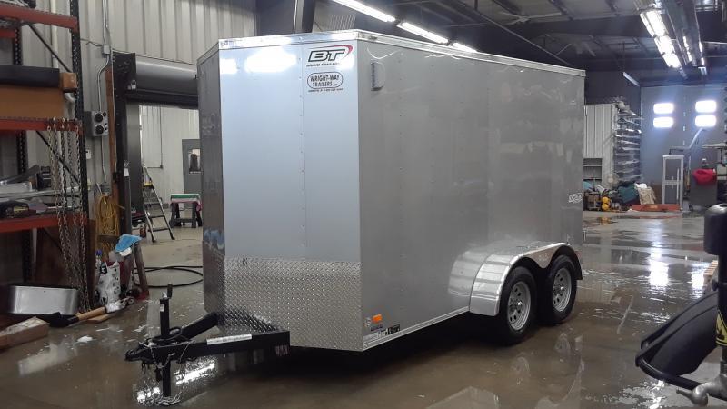 2021 Bravo Trailers 6X12 ENCLOSED/CARGO Enclosed Cargo Trailer