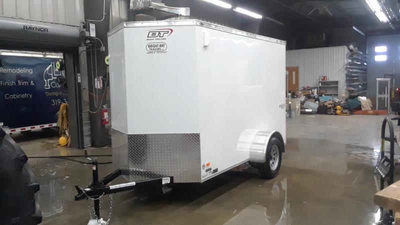 2021 Bravo Trailers 5X10 ENCLOSED Enclosed Cargo Trailer