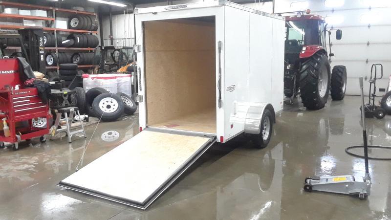 2021 Bravo Trailers 5X10 ENCLOSED Enclosed Cargo Trailer
