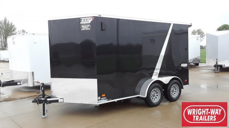 2021 Bravo Trailers 7X12 ENCLOSED CARGO Enclosed Cargo Trailer
