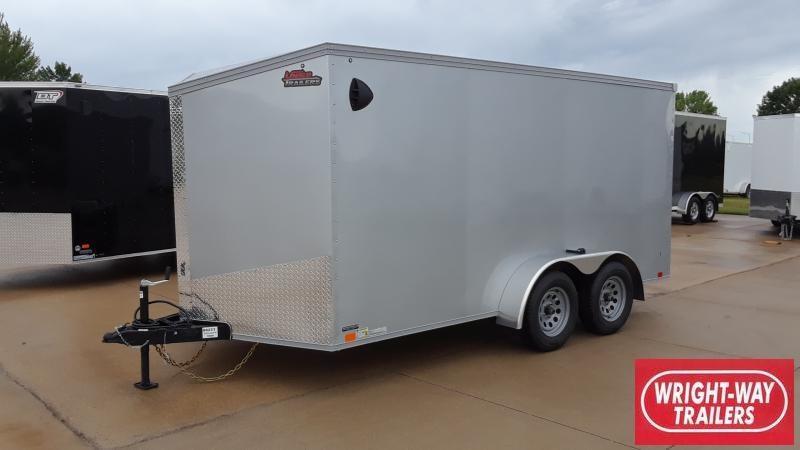 2022 United Trailers 7X14 V NOSE Enclosed Cargo Trailer