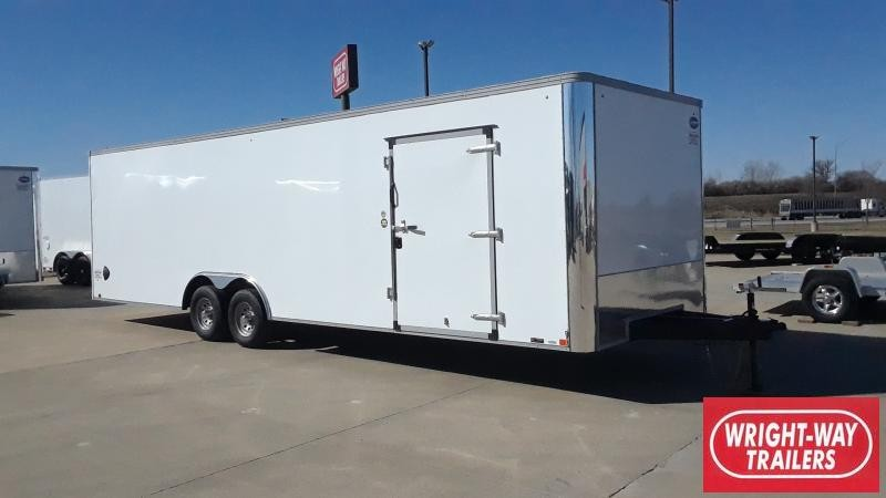 2021 United Trailers 8.5'X28' CAR TRAILER Car / Racing Trailer