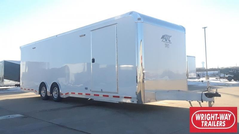 2021 ATC 8.5X28' CAR HAULER Car / Racing Trailer