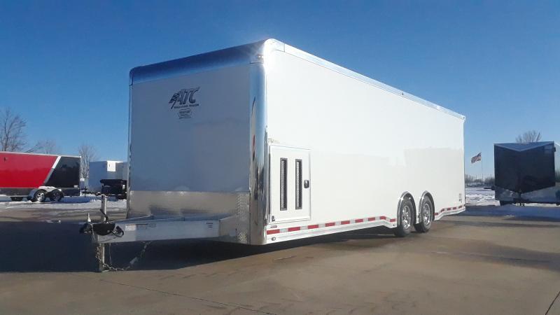 2021 ATC 8.5X28' CAR HAULER Car / Racing Trailer