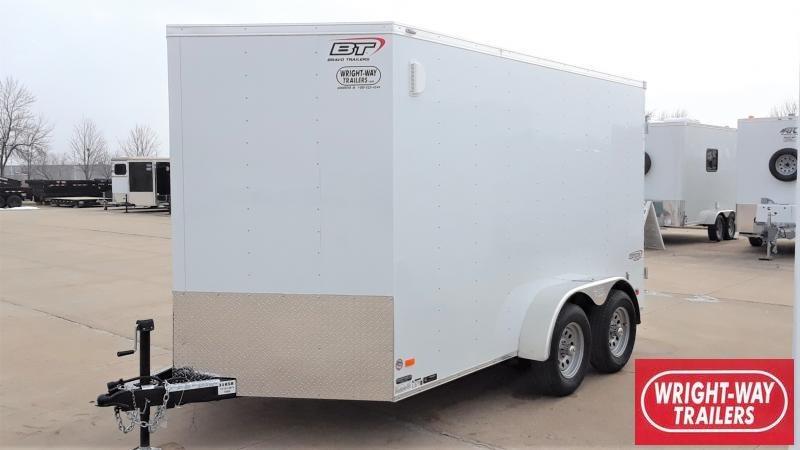2020 Bravo Trailers 7x12 SCOUT CARGO Enclosed Cargo Trailer