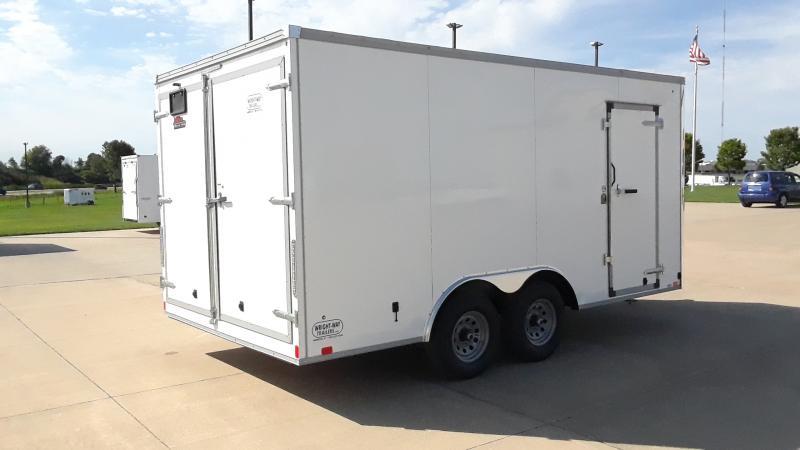 2022 United Trailers 8.5X16 ENCLOSED Enclosed Cargo Trailer